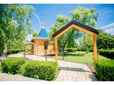 Отель Славянка (Slavyanka)   Анапа   территория