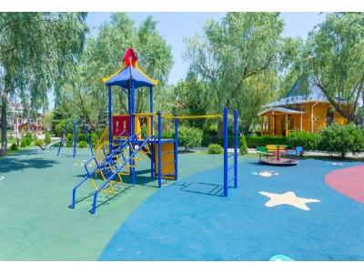 Отель Славянка (Slavyanka)   Анапа   детская площадка