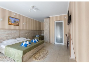 Делюкс 3-местный | Курортный отель «Славянка»| Анапа