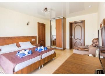 Стандарт 2-местный | Курортный отель «Славянка»| Анапа