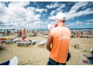Море и пляж | Курортный отель «Славянка»| Анапа