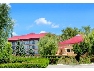 Отель Славянка (Slavyanka)   Анапа   внешний вид, территория
