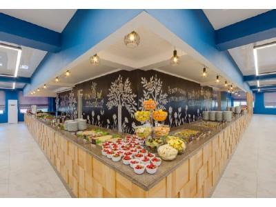 Отель Славянка (Slavyanka)   Анапа   ресторан