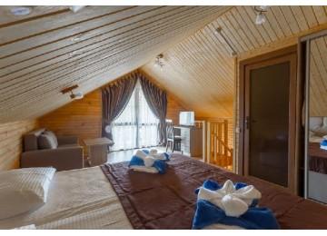 Коттедж 4-местный | Курортный отель «Славянка»| Анапа