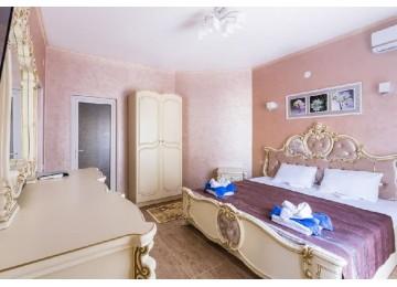 Люкс-1 2-местный 2-комнатный | Курортный отель «Славянка»| Анапа