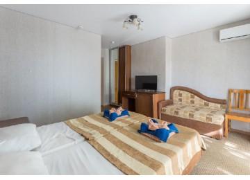 Эконом 2-местный | Курортный отель «Славянка»| Анапа